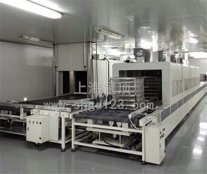 医疗器械隧道式烘干炉